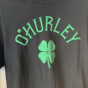 Luck of the Irish Hurley T-shirt